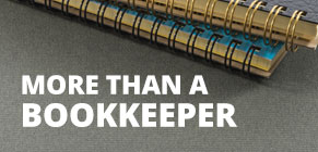 More than a Bookkeeper